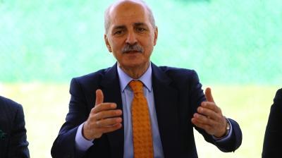 AK Parti Genel Başkanvekili Kurtulmuş: 'Türkiye'siz NATO düşünülemez'