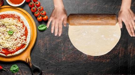 Hazır pizzaları aratmayan pizza hamuru tarifi