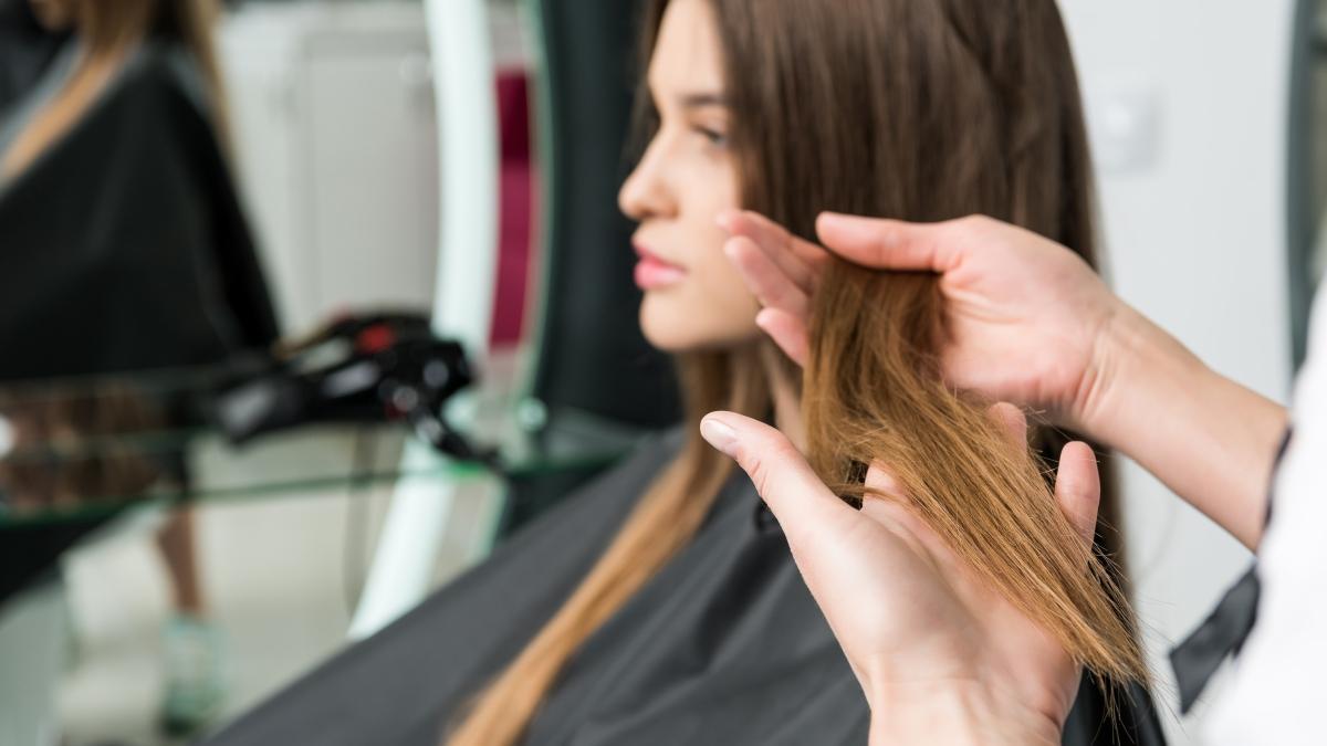 Biyotin saç kırıklarını yok ederek hızlı uzatıyor