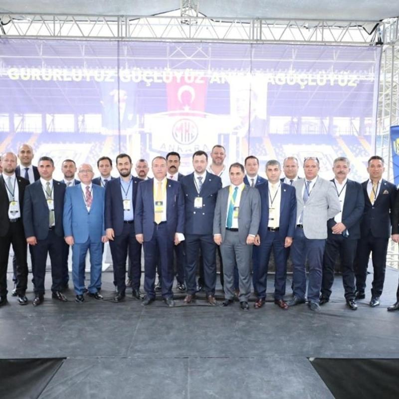 MKE Ankaragücü'nde yeni dönem: Görev dağılımı yapıldı