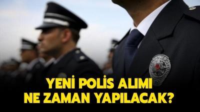28. Dönem POMEM sınavı ne zaman yapılacak? 2021 Polis Akademisi yeni polis alımı yapacak mı?