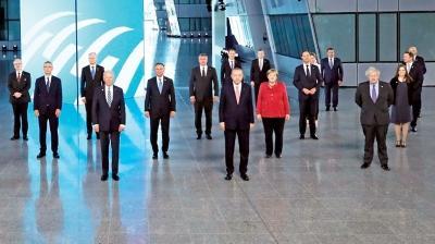 Erdoğan'ın, Biden, Merkel, Macron, Johnson  ve Miçotakis ile görüşmelerine ortak yorum: Olumlu, yapıcı ve samimi... NATO'da sıcak mesajlar