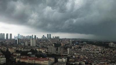 Meteoroloji'den sel ve su baskını uyarısı: Kuvvetli geliyor