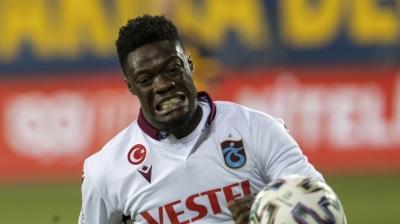 Trabzonspor'da Caleb Ekuban kapış kapış