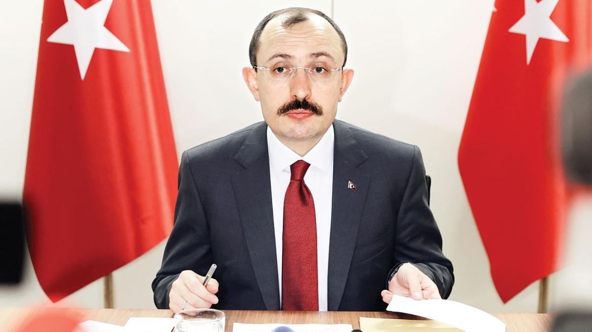 Ticaret Bakanı Mehmet Muş: Gümrük Birliği, iki tarafa da kazandırır