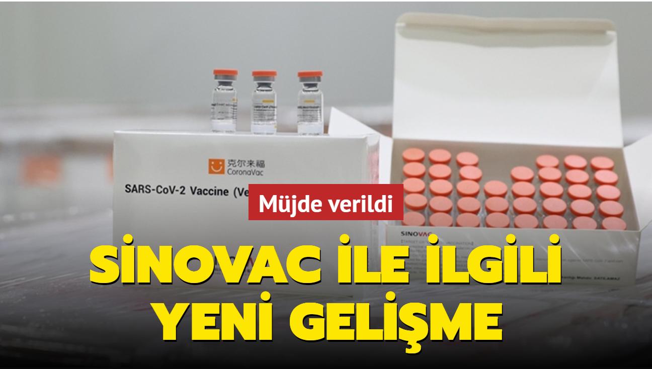 MHRS üzerinden Sinovac aşısı randevuları yeniden başladı