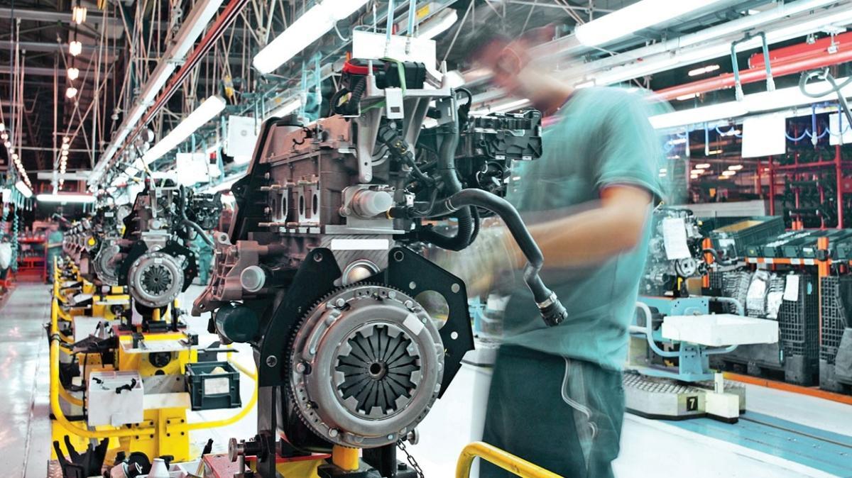 Makinede yeni siparişler arttı, ihracat gaza bastı