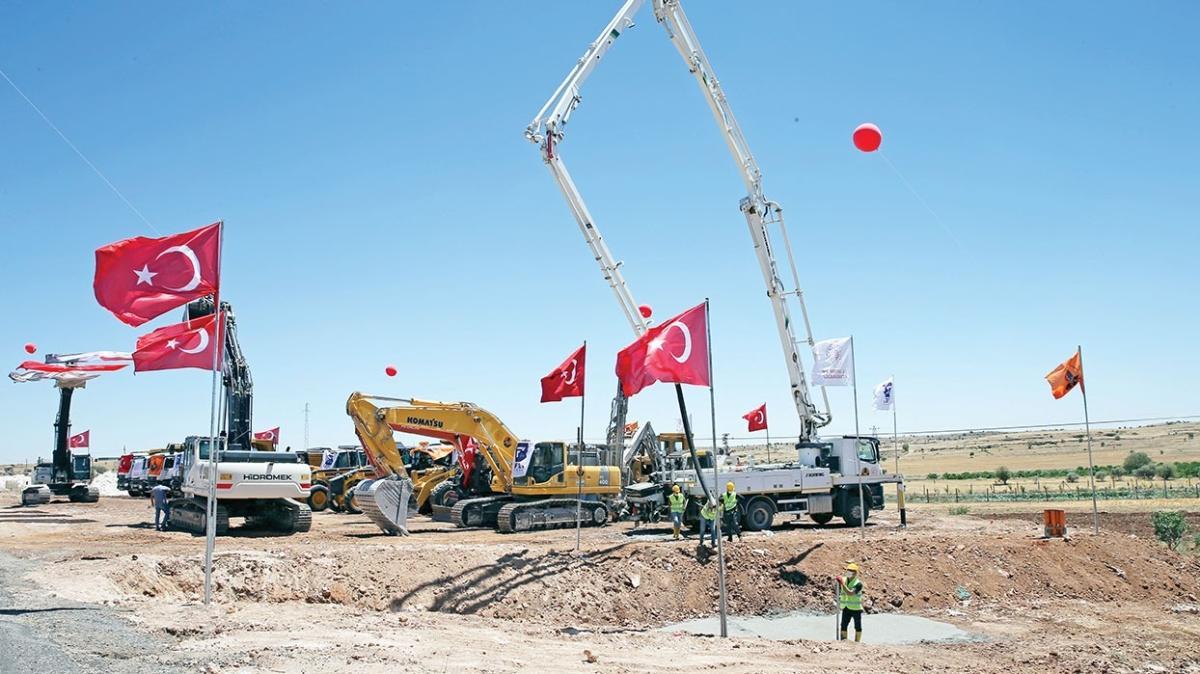 Mardin-Midyat yolu için çalışmalar başladı