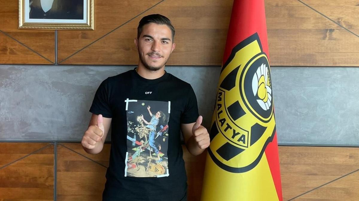 Yeni Malatyaspor, Cengizhan Akgün transferini sadece 500 bin TL'ye bitirdi