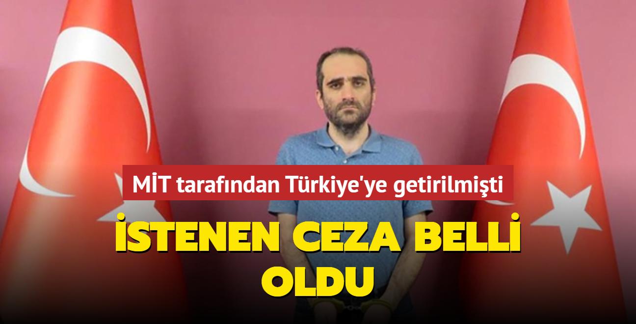 Son dakika haberi: Selahattin Gülen hakkında 22,5 yıl hapis istemi