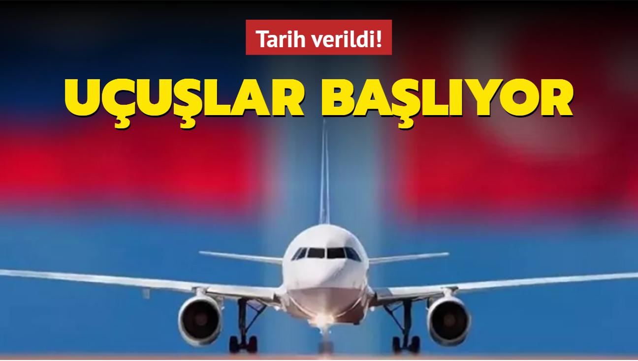 Rusya 1 Temmuz'dan itibaren Türkiye'ye uçuş yasağını kaldırabilir