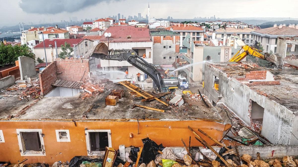 Çevre ve Şehircilik Bakanı Murat Kurum: Üsküdar 5 bin yeni konutla dönüşecek