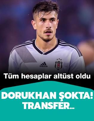 Dorukhan Toköz'e transferde büyük şok!