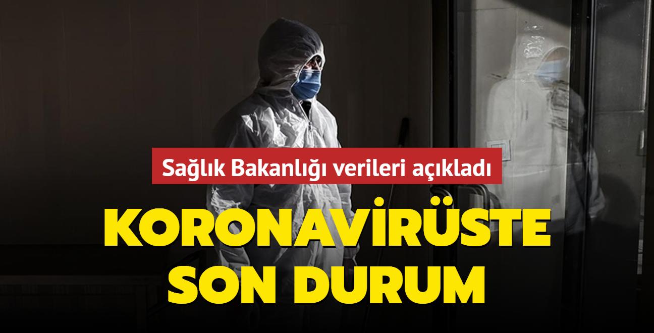 Sağlık Bakanlığı Kovid-19 salgınında son durumu açıkladı... İşte 19 Haziran 2021 koronavirüs tablosu