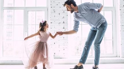 Türk babalar çocuk ruhundan anlıyor