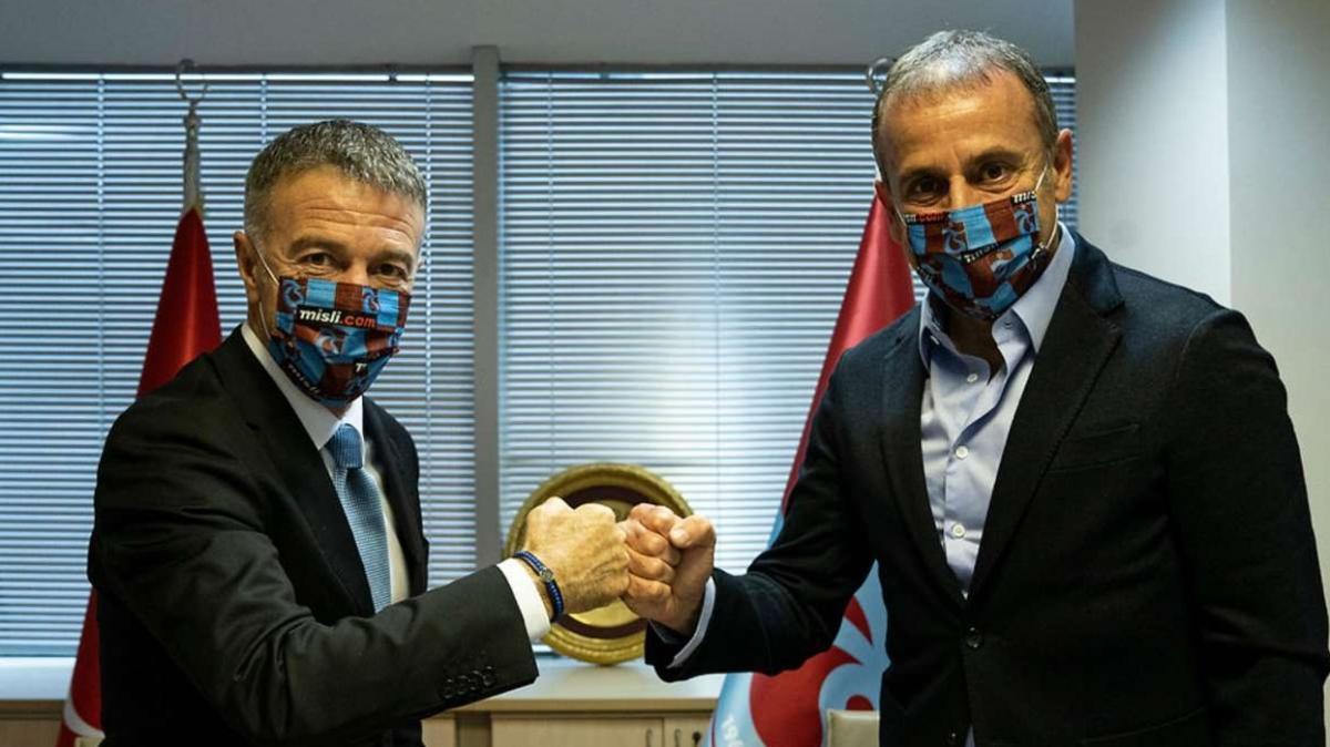 Ahmet Ağaoğlu: İnşalllah bu sezon Abdullah Avcı'yla şampiyon olacağız