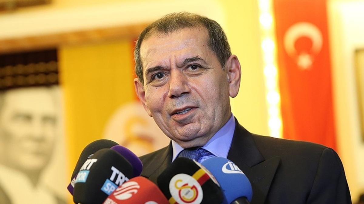 Dursun Özbek: Demokrasi bayramına iştirak ettik, her şey Galatasaray için