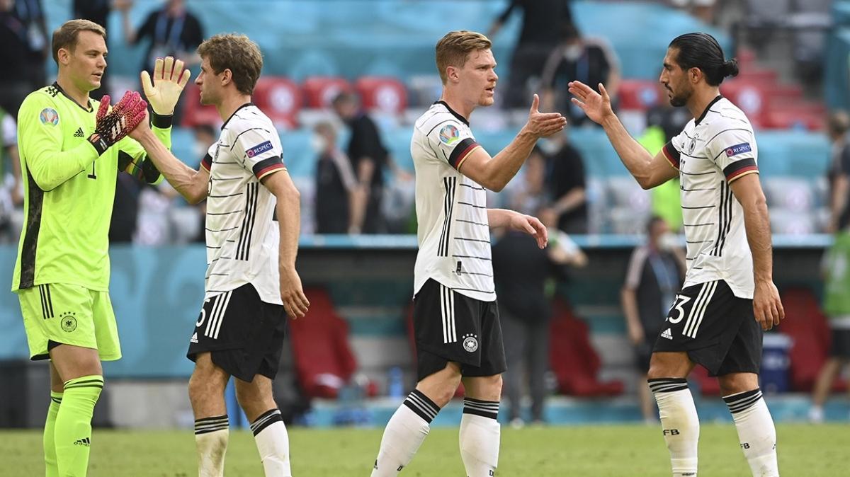 EURO 2020: Müthiş maçta kazanan Almanya