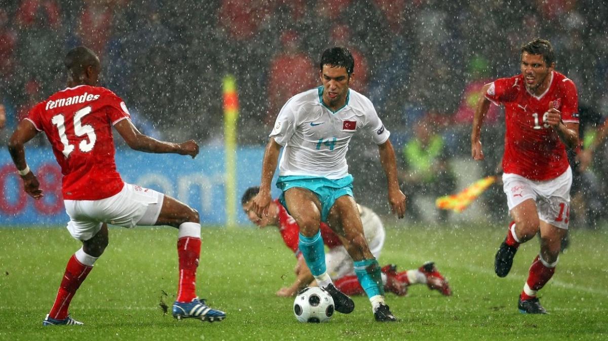 İsviçre ile EURO 2008 sonrası ilk randevu