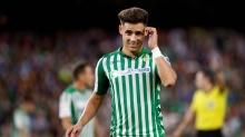 Galatasaray'la anlaşan Alex Moreno, Real Betis'ten kolaylık istiyor