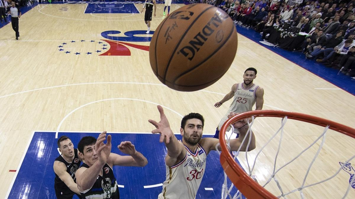 NBA'deki milli yıldızlar Ersan İlyasova ve Furkan Korkmaz, Milli Takım kampına Kanada'da katılacak