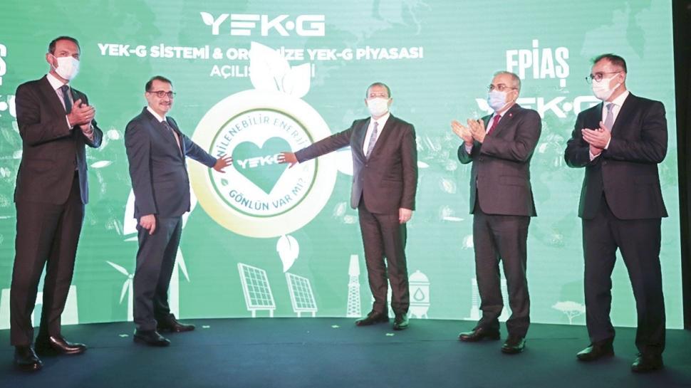 Türkiye'nin geleceği yeşil enerji