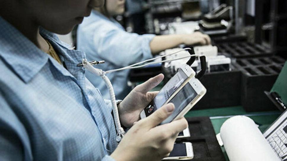 Türkiye telefon üretim üssü haline geliyor