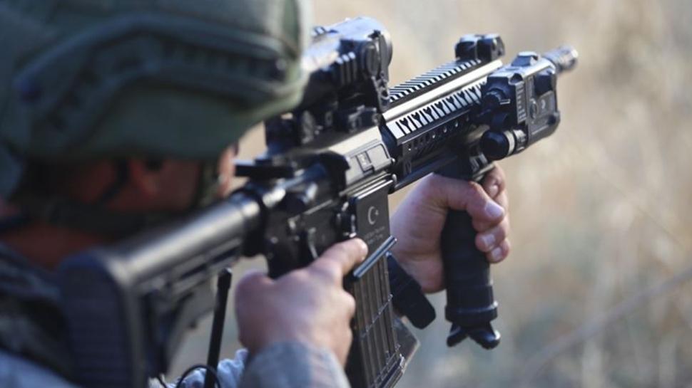 Makineli Tüfek PMT 7.62'nin ilk teslimatı jandarmaya yapıldı