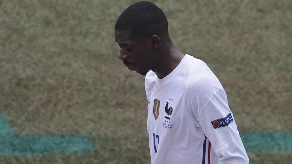 Sakatlıklar yakasını bir türlü bırakmıyor: Ousmane Dembele ameliyat olacak
