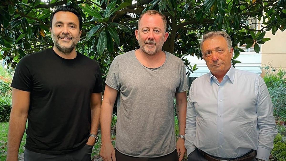 Son dakika Beşiktaş haberleri... Beşiktaş, Sergen Yalçın ile anlaşma sağladı! İşte alacağı ücret...