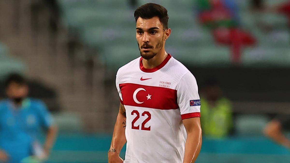 Son dakika Galatasaray haberi... Galatasaray, Kaan Ayhan'la ön anlaşma sağladı