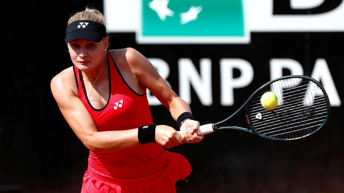 Ukraynalı tenisçi Dayana Yastremska affedildi