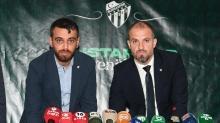 Bursaspor'a 3 yıllık imza atan Mustafa Er: Söz verdiğim için buradayım