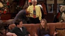 Friends dizisinin yıldızı James Michael Tyler prostat kanserine yakalandı!