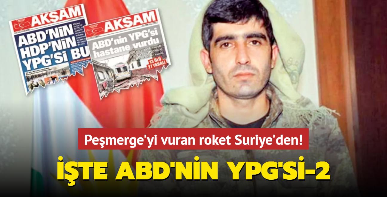 İşte ABD'nin YPG'si-2
