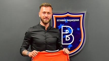 Başakşehir'den bir transfer daha! Geçen sezon Göztepe'de kiralıktı