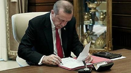 Üç bakanlıkta atama kararları Resmi Gazete'de