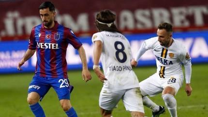 Trabzonspor'da Yunus Mallı'dan yeni transfer etkisi