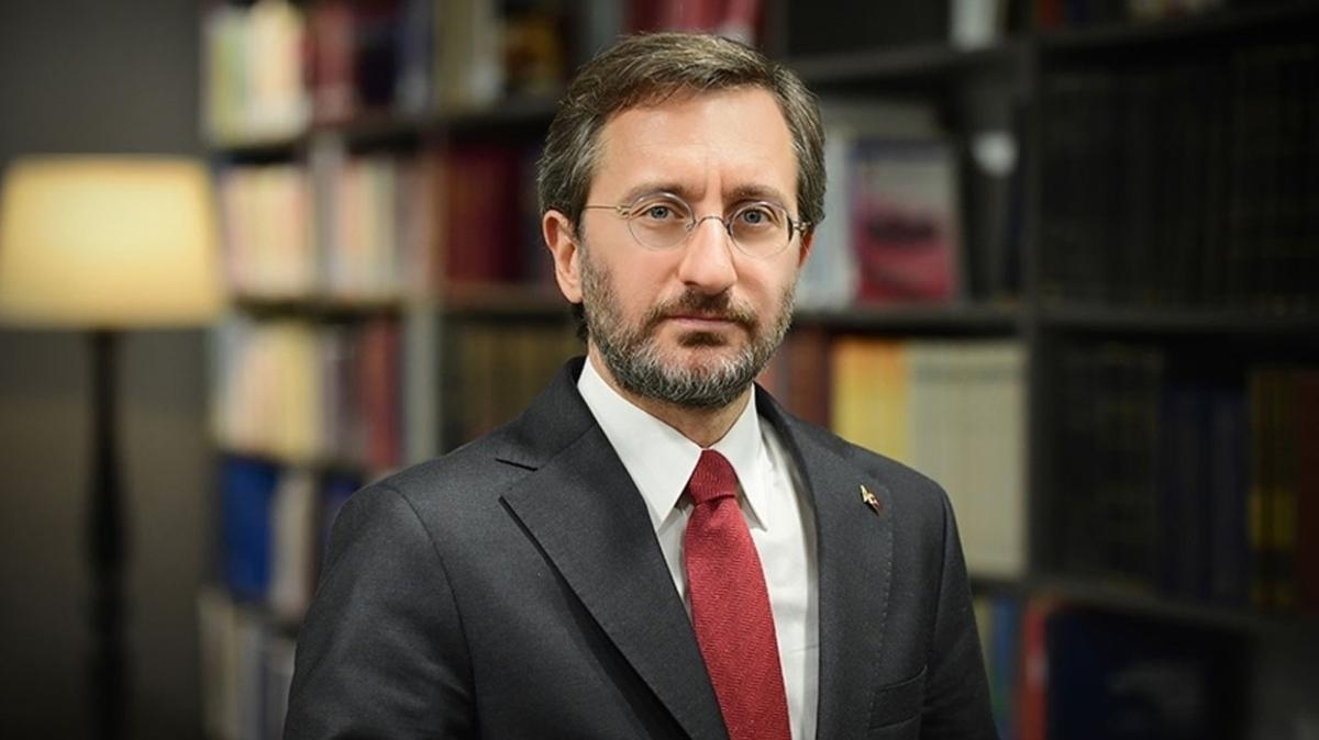 İletişim Başkanı Altun'dan, Türkkan'ın korumaları tarafından saldırıya uğrayan İHA muhabirine telefon