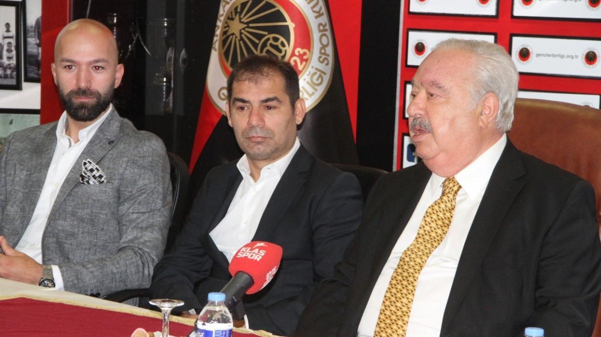 Metin Diyadin ve Baki Mercimek, Gençlerbirliği ile sözleşme imzaladı