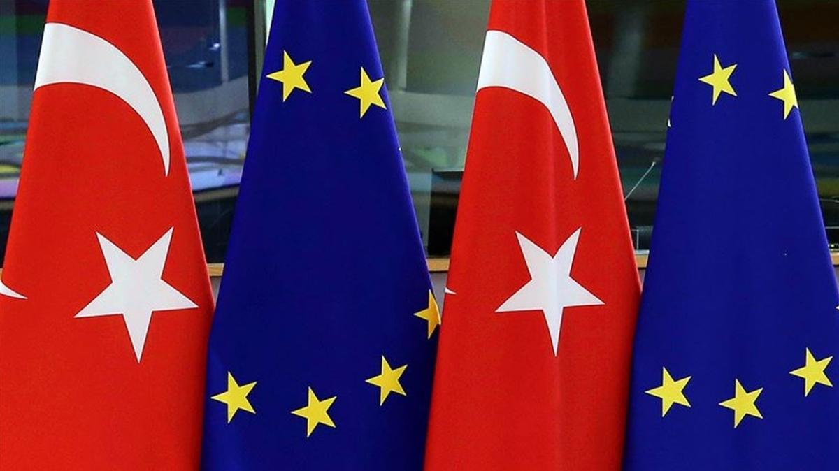 Türkiye ile AB'den güvenlik istişareleri