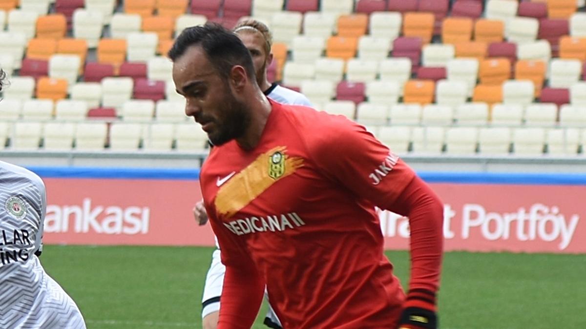 Yeni Malatyaspor sözleşmesi biten Erkan Kaş ile yollarını ayırdı