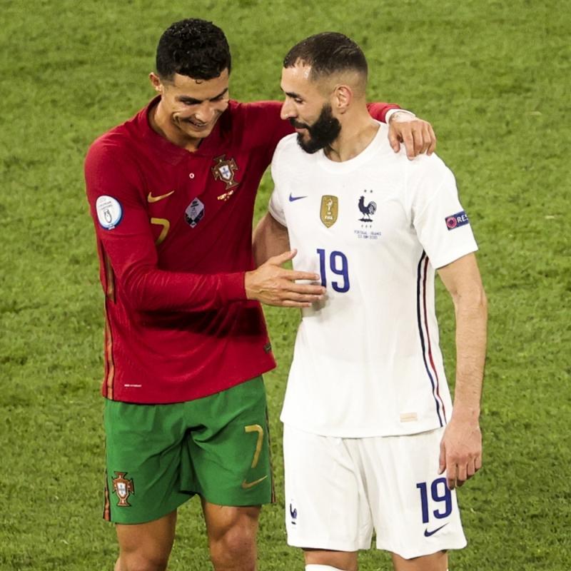 Fransa, Almanya ve Portekiz son 16'da