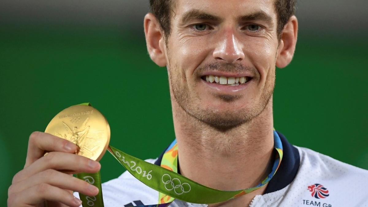 Andy Murray, 2020 Tokyo Olimpiyatları'na katılacak