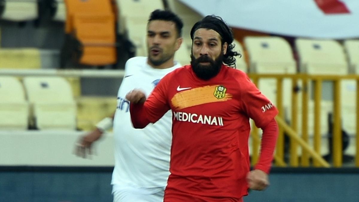 Yeni Malatyaspor'da Olcay Şahan ve Fernando Zuqui ile yollar ayrıldı