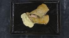 Milföye sarılı ıspanaklı somon ve tartar sos tarifi