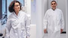 Uğur Şahin ile Özlem Türeci kanser ilacında ilk denemeye başladı
