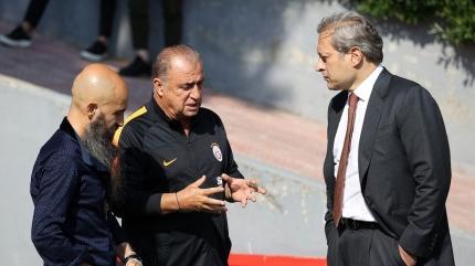 Galatasaray'da transfer toplantısı