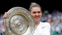 Simona Halep de Wimbledon'dan çekildi