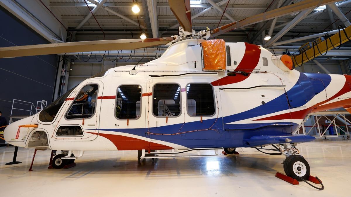Gökbey helikopterinde özel uçuş izni kapsamında testler başladı